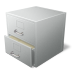 72x72px size png icon of file cabinet