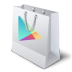 72x72px size png icon of google play