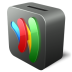 72x72px size png icon of google wallet