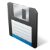 72x72px size png icon of save