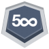72x72px size png icon of 500