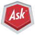 72x72px size png icon of Ask