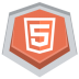 72x72px size png icon of HTML5