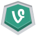 72x72px size png icon of Vine