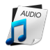 72x72px size png icon of Audio
