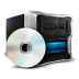 72x72px size png icon of CD Rom