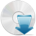 72x72px size png icon of CD Burn