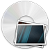 72x72px size png icon of CD Pictures
