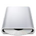 72x72px size png icon of Drives CD Drive
