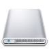 72x72px size png icon of Drives Drive External