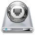 72x72px size png icon of Drives Network Offline