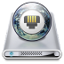 72x72px size png icon of Drives Network Online