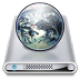 72x72px size png icon of Drives Sites