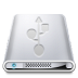 72x72px size png icon of Drives USB Drive