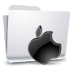 72x72px size png icon of Folders Apple