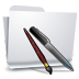 72x72px size png icon of Folders Applications