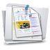 72x72px size png icon of Folders Documents