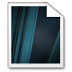 72x72px size png icon of Mimetypes Picture File