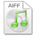 72x72px size png icon of Mimetypes aiff