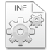 72x72px size png icon of Mimetypes inf