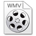 72x72px size png icon of Mimetypes wmv