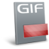 72x72px size png icon of File gif