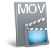 72x72px size png icon of File mov