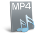 72x72px size png icon of File mp 4