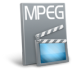 72x72px size png icon of File mpeg