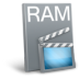 72x72px size png icon of File ram