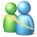 72x72px size png icon of Actions im msn