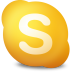 72x72px size png icon of Actions skype contact not available