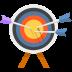 72x72px size png icon of Arrow Bulls Eye