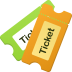 72x72px size png icon of Tickets