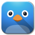 72x72px size png icon of Apps birdie