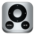 72x72px size png icon of Apple Remote