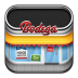 72x72px size png icon of Bodega