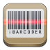72x72px size png icon of iBarcoder