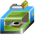 72x72px size png icon of 3D printer