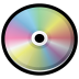 72x72px size png icon of CD
