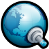 72x72px size png icon of World Connect