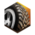72x72px size png icon of game Reckless Racing 2