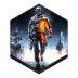 72x72px size png icon of game battlefield