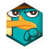 72x72px size png icon of game wheres my perry