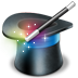 72x72px size png icon of Magic
