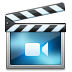 72x72px size png icon of Movies