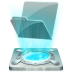 72x72px size png icon of Folder