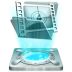 72x72px size png icon of My video
