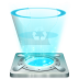 72x72px size png icon of Recycle Full