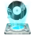 72x72px size png icon of iTunes